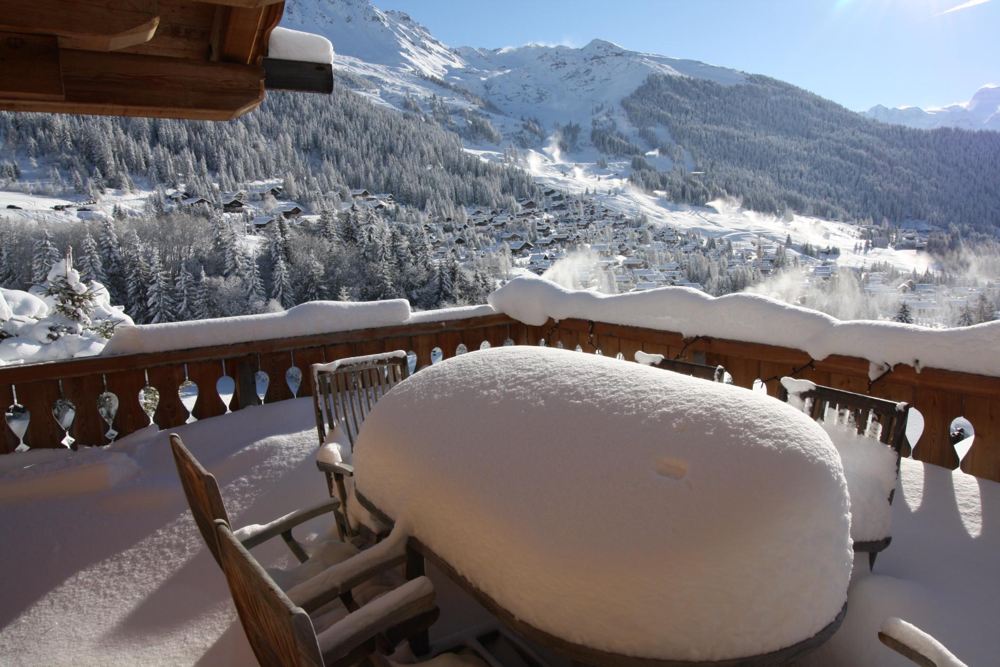 Verbier - Magnifique chalet 5 chambres & Panorama exceptionnel ! picture 9