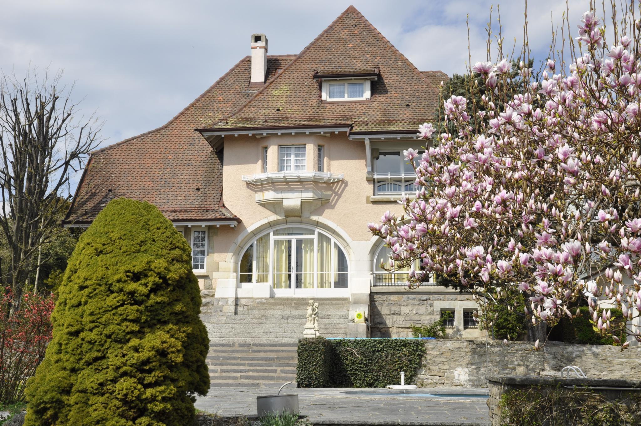 Splendide Maison de Maître avec vue sur le lac picture 6
