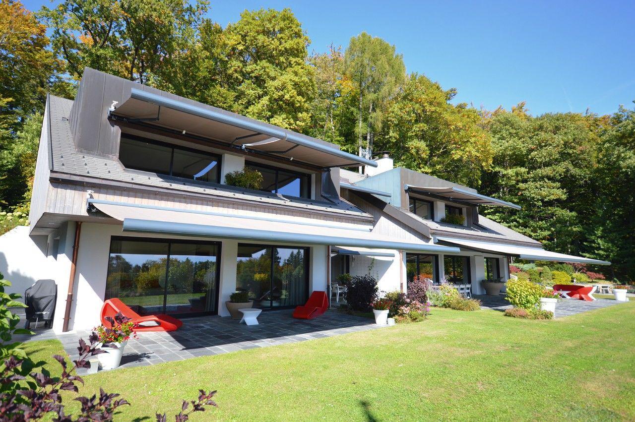 Splendide villa avec terrain et vue sur le Mont-Blanc picture 1