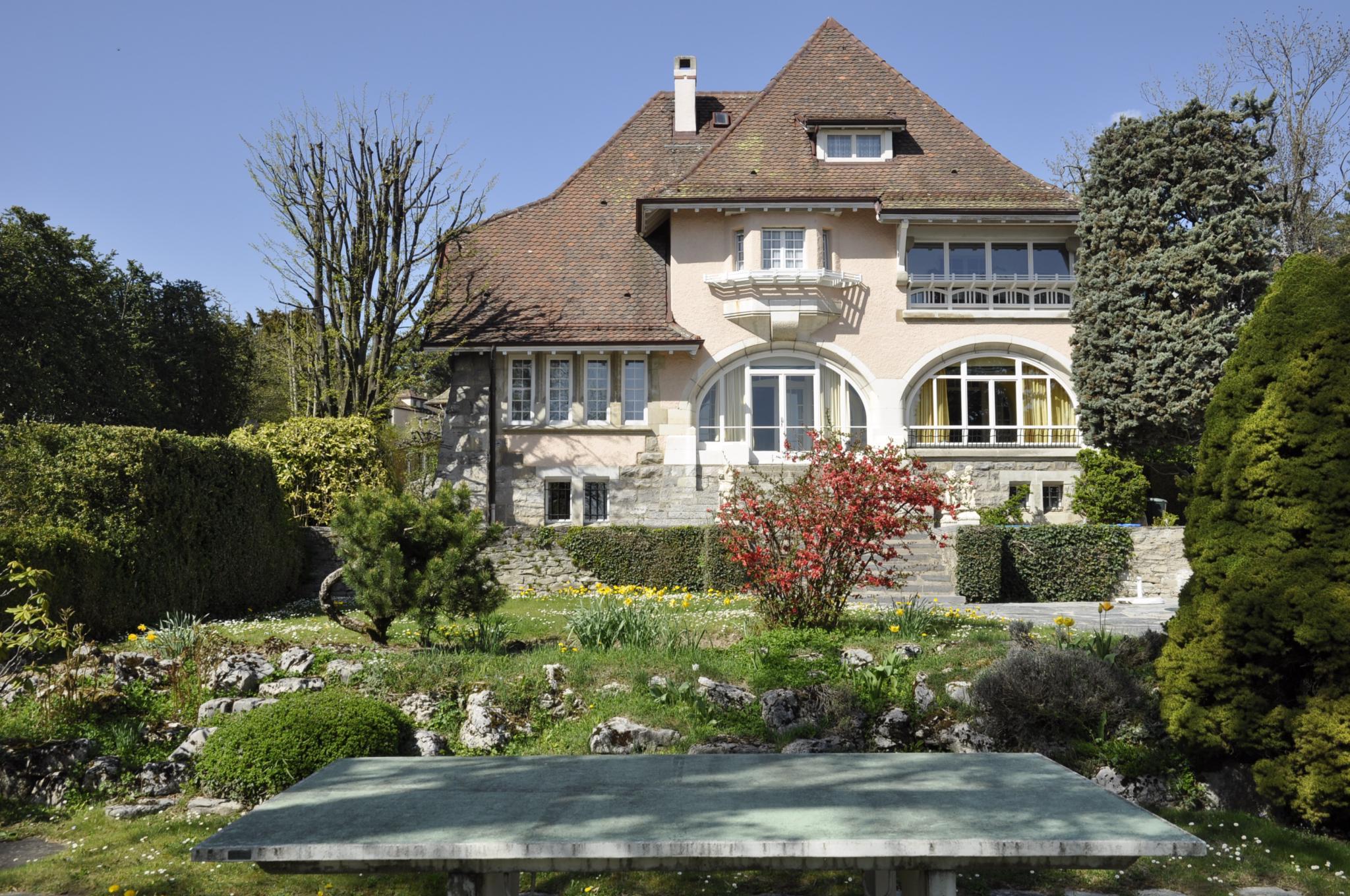 Splendide Maison de Maître avec vue sur le lac picture 0