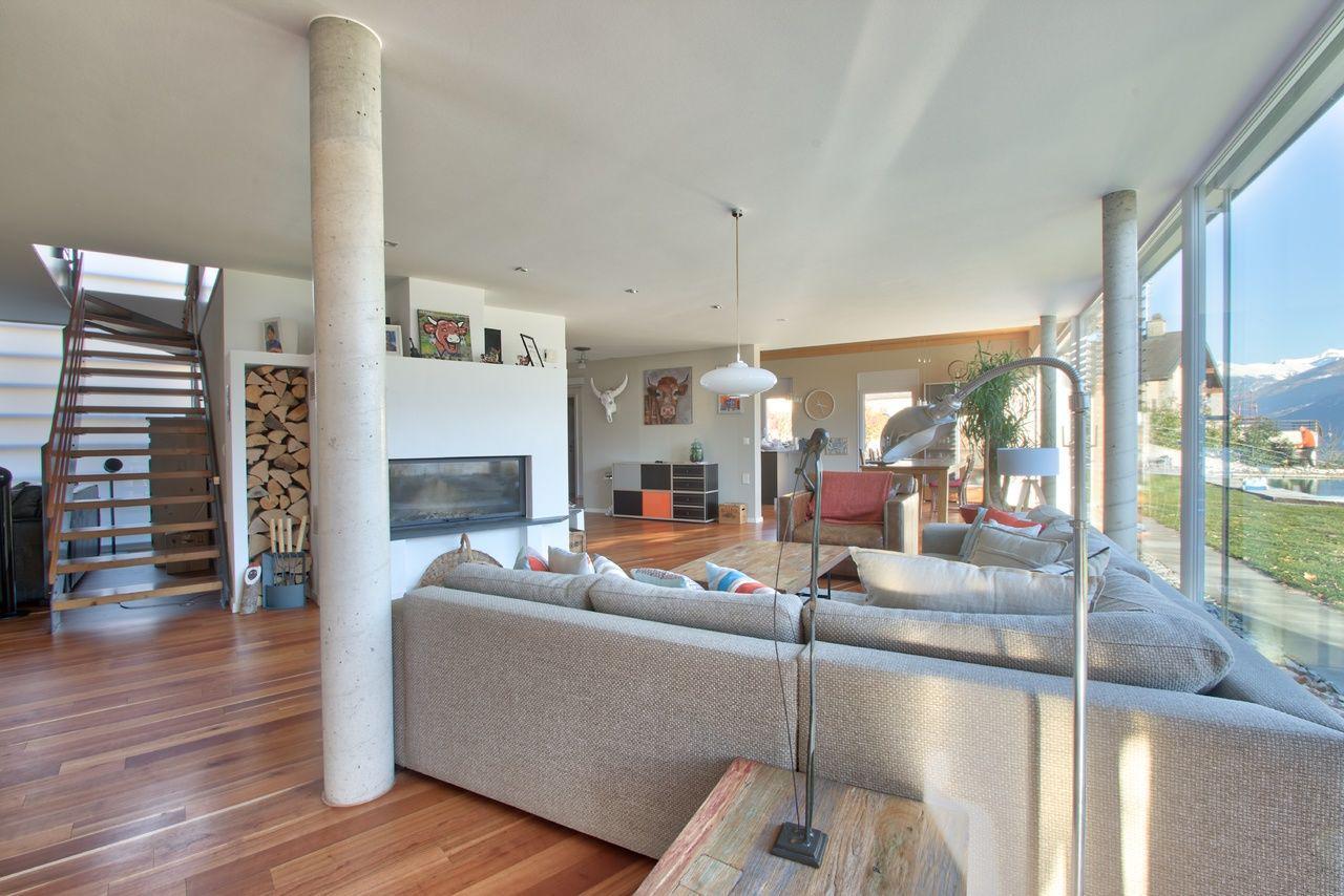 Splendide Villa contemporaine - Hauteurs de Sion picture 2