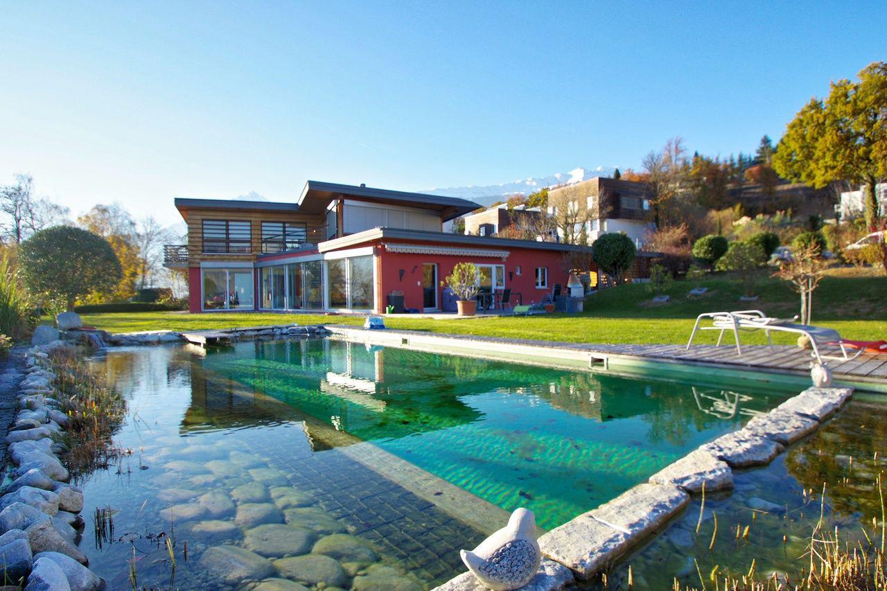 Splendide Villa contemporaine - Hauteurs de Sion picture 0