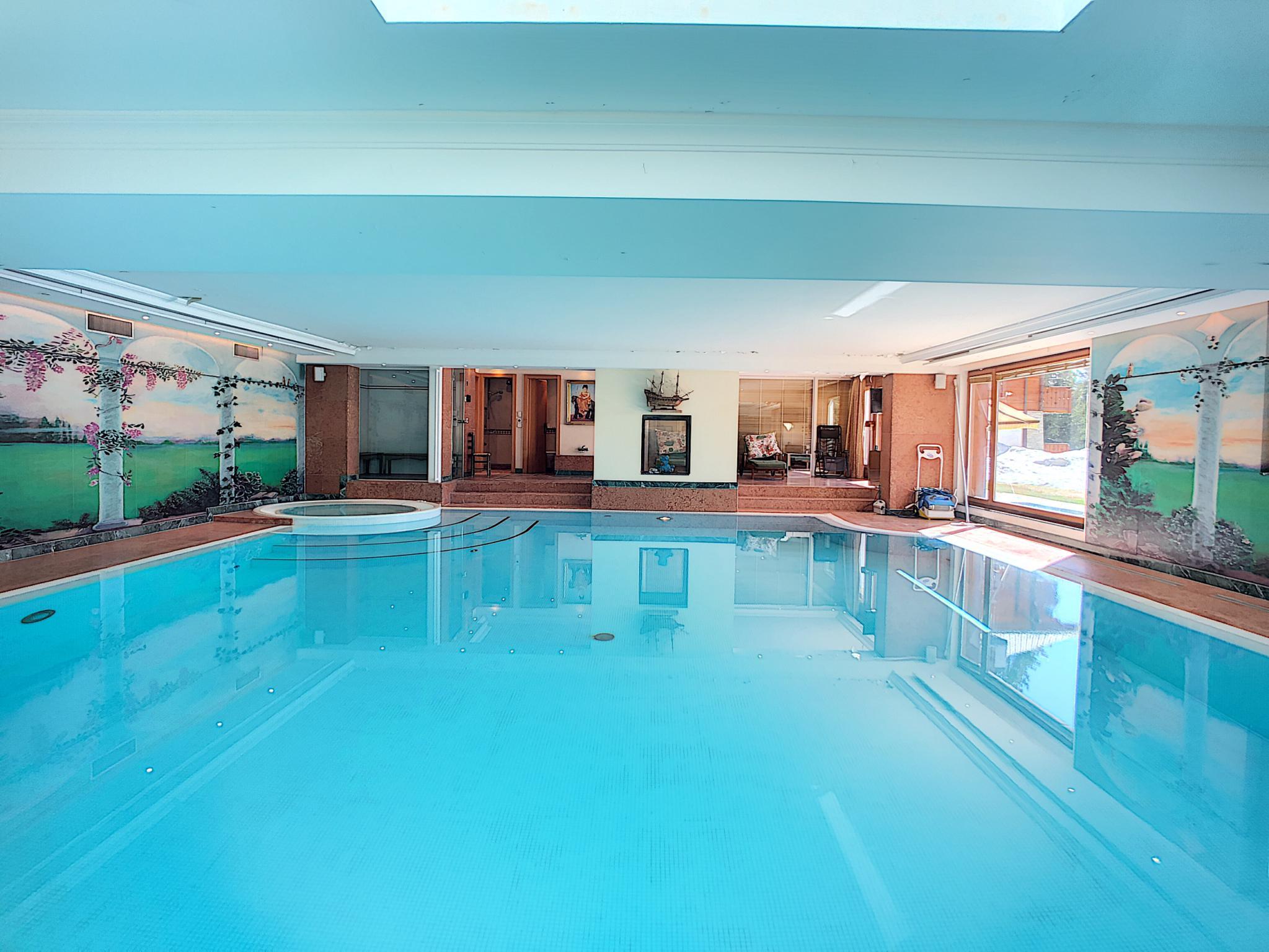 Splendide appartement d'exception avec piscine privée intérieure et appartement d'invités de 3 pièces picture 3