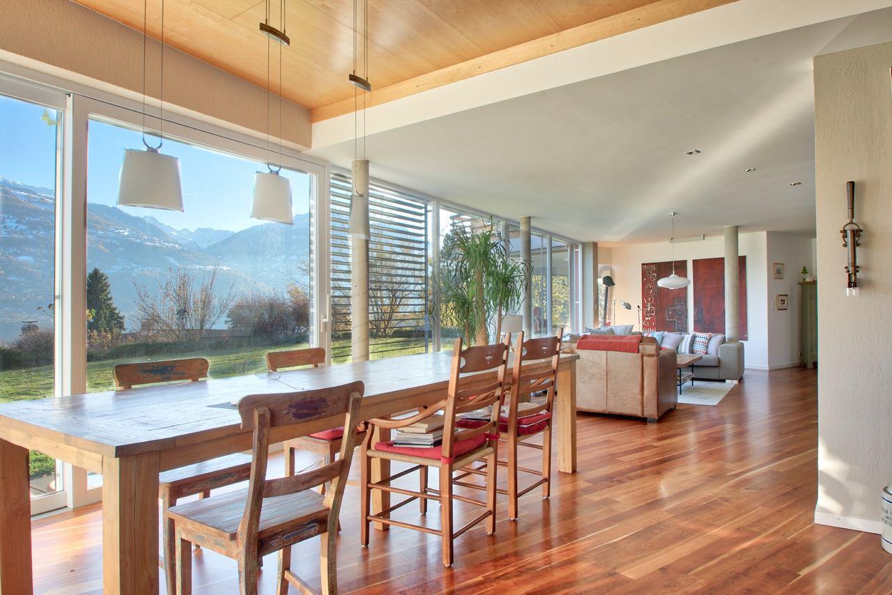 Splendide Villa contemporaine - Hauteurs de Sion picture 3