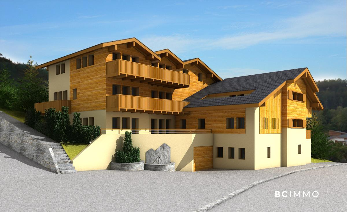 BC Immo - La Maison d'Adrien - Rez-de-chaussée 2.5 - DC2AICO77