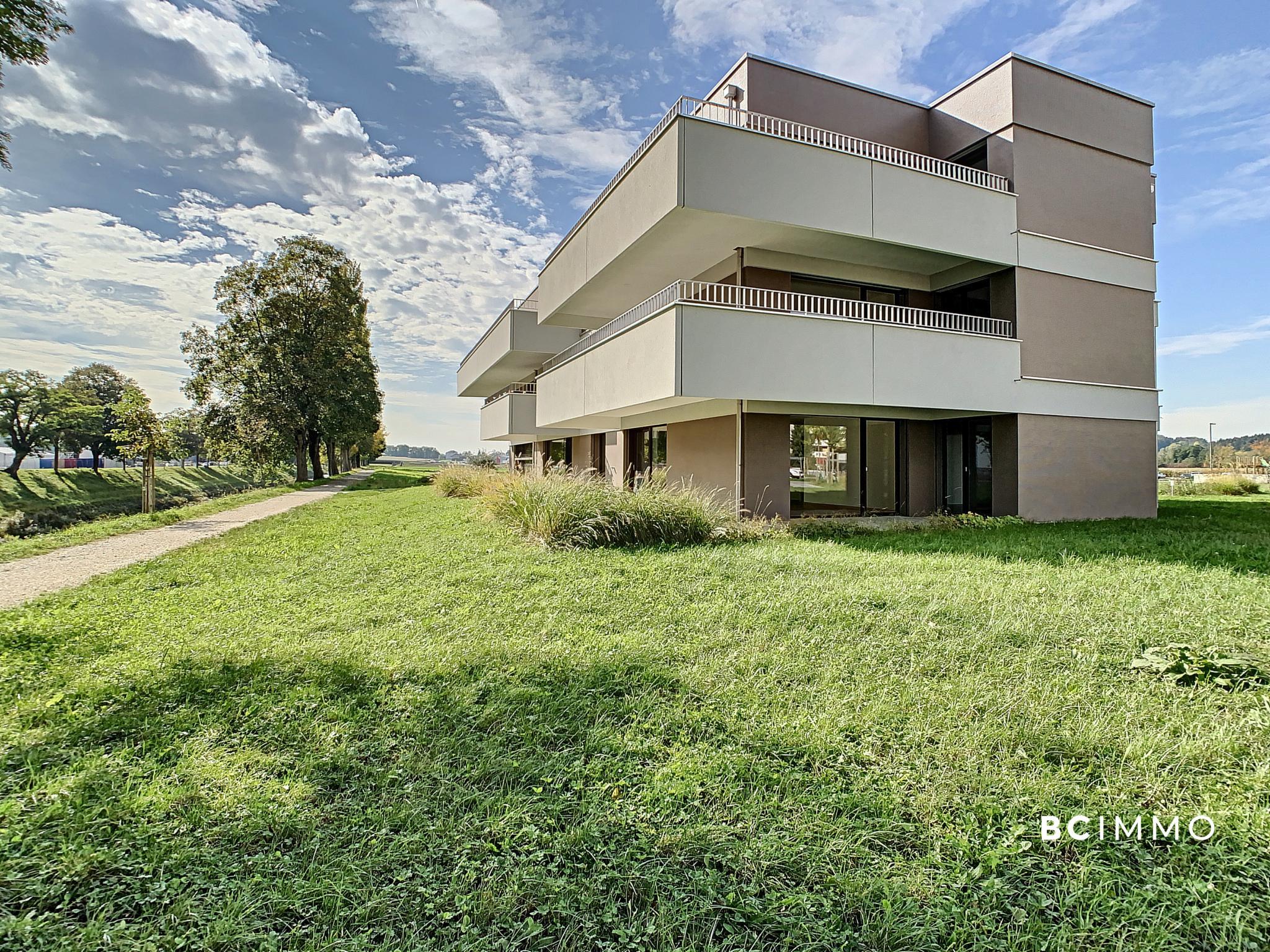 BC Immo - Appartement en attique - C5-06