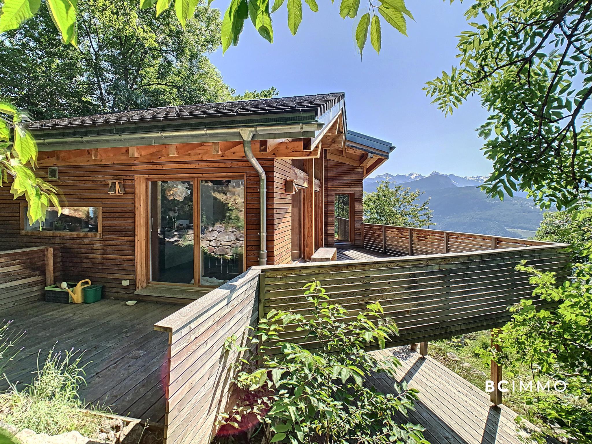 BC Immo - En pleine nature, sublime villa d'architecte  - VAL1928GS