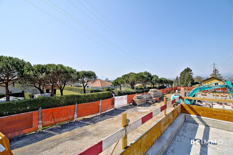 BC Immo - CHANTIER EN COURS - Magnifique projet de villas jumelles avec garage souterrain sur la commune de Jouxtens-Mézery - 1008KG45-2