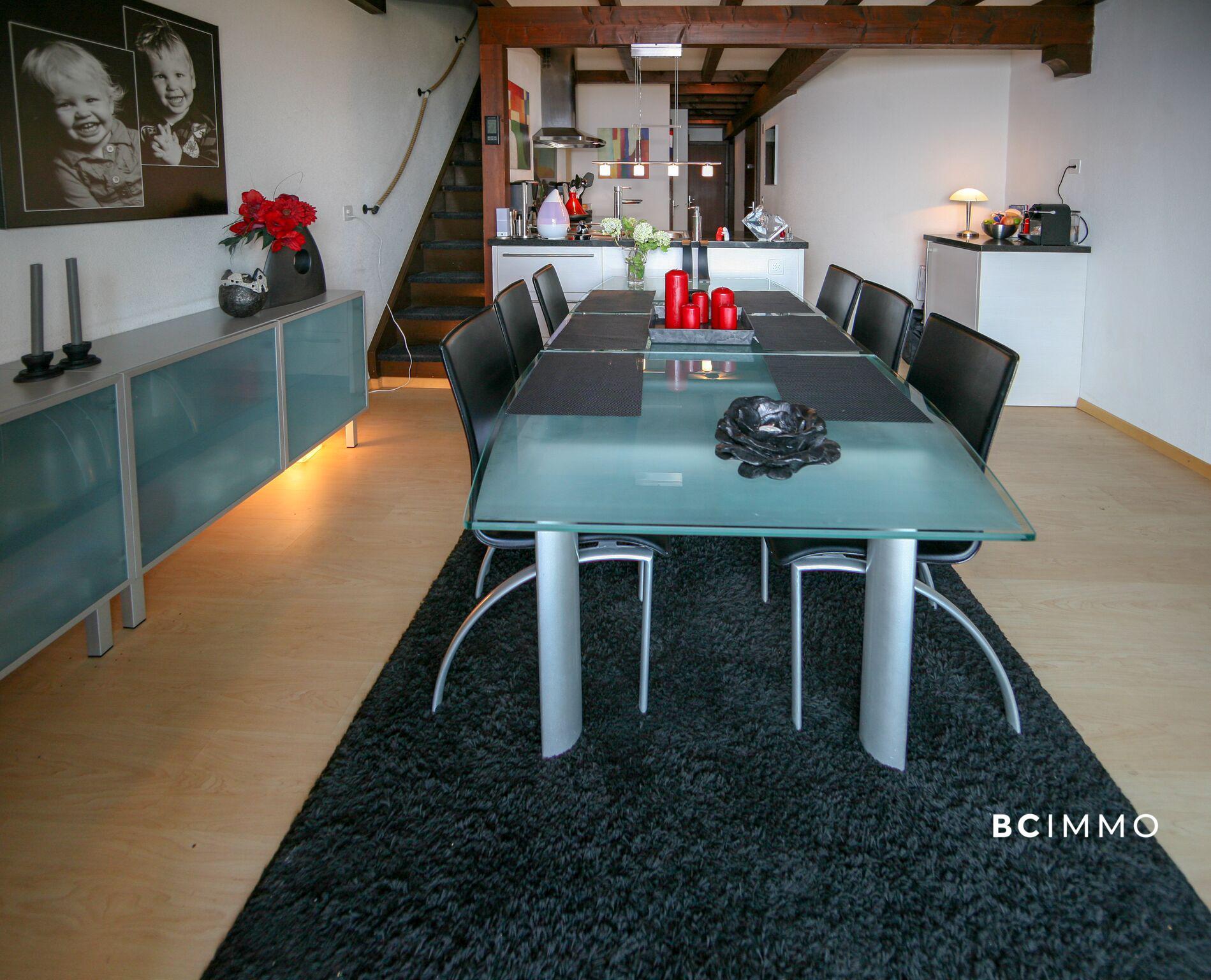 BC Immo - Magnifique appartement à Torgon - Portes du Soleil - 1899AC2