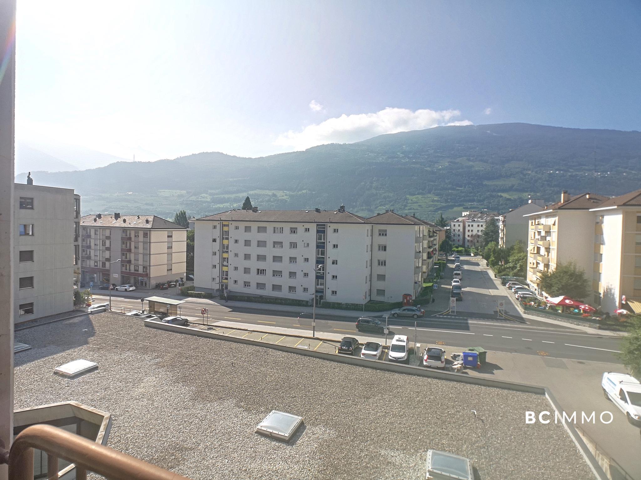 BC Immo - Bel appartement de 3.5 pièces au centre-ville de Sion - DCLOCPC50