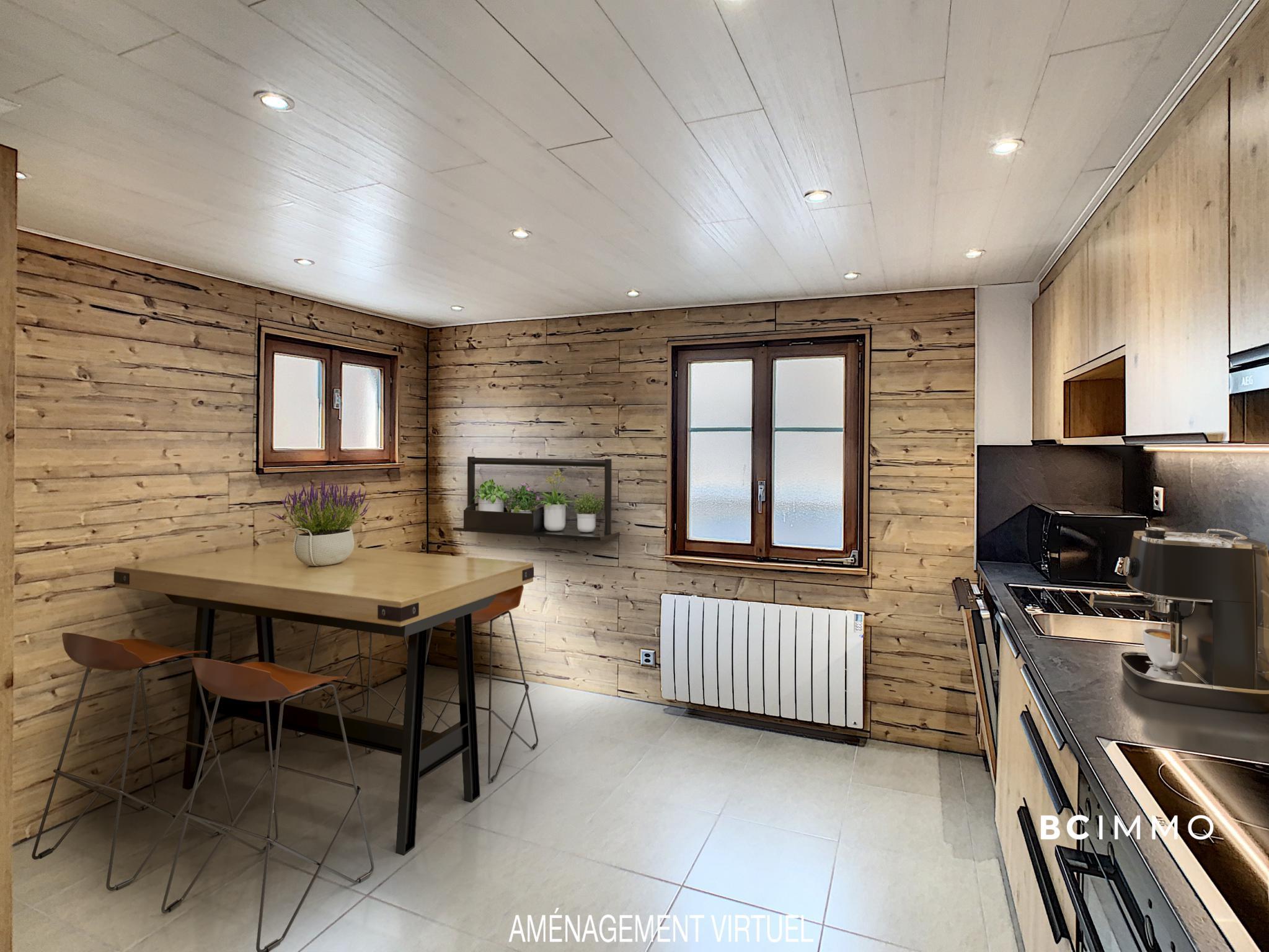BC Immo - Bel appartement de 3.5 pièces à Mâche - DCADZ19