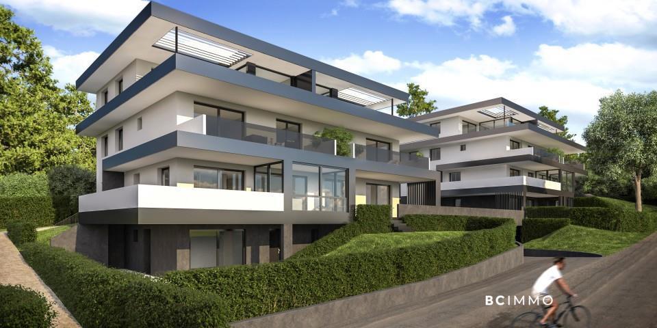 BC Immo - Magnifique appartement neuf avec jardin - 1009B4VIDA
