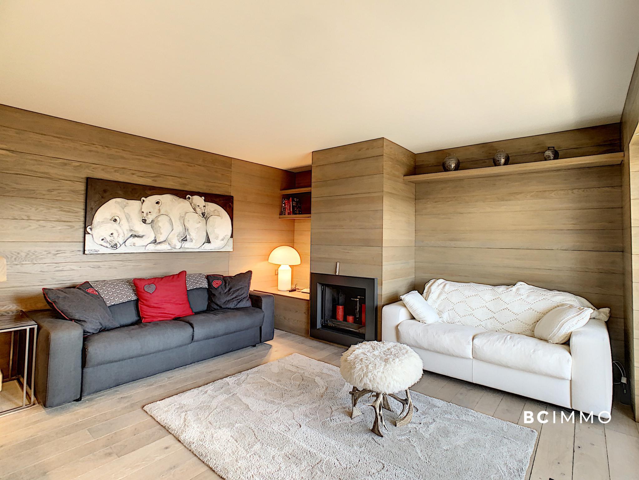 BC Immo - Magnifique appartement au pied des pistes  - GS3963CTZ