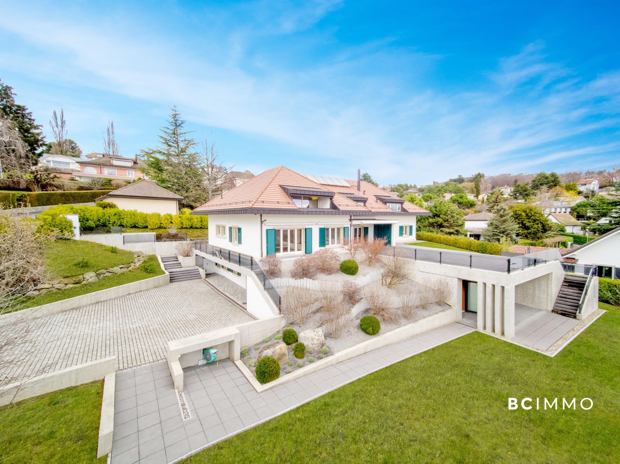 BC Immo - Prestigieuse Villa - 1009HBM10