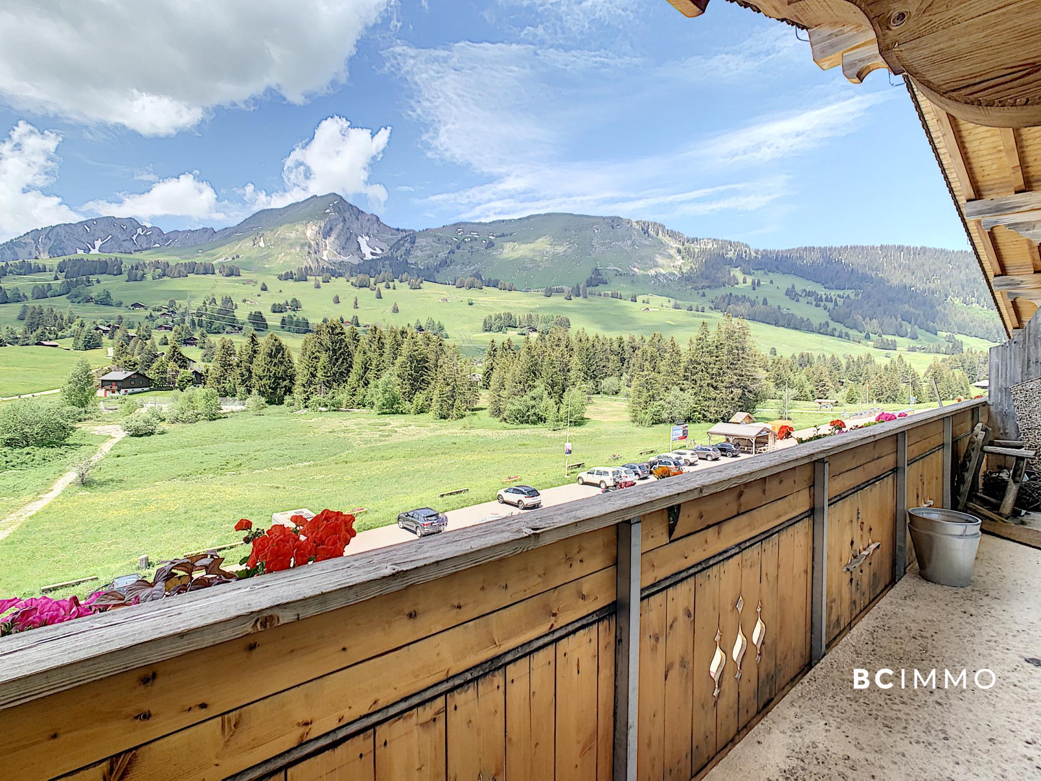 BC Immo - Situation magnifique 2 beaux Hôtels Relais Alpin et Fontaines au Col des Mosses (Vaud) - H-21-001