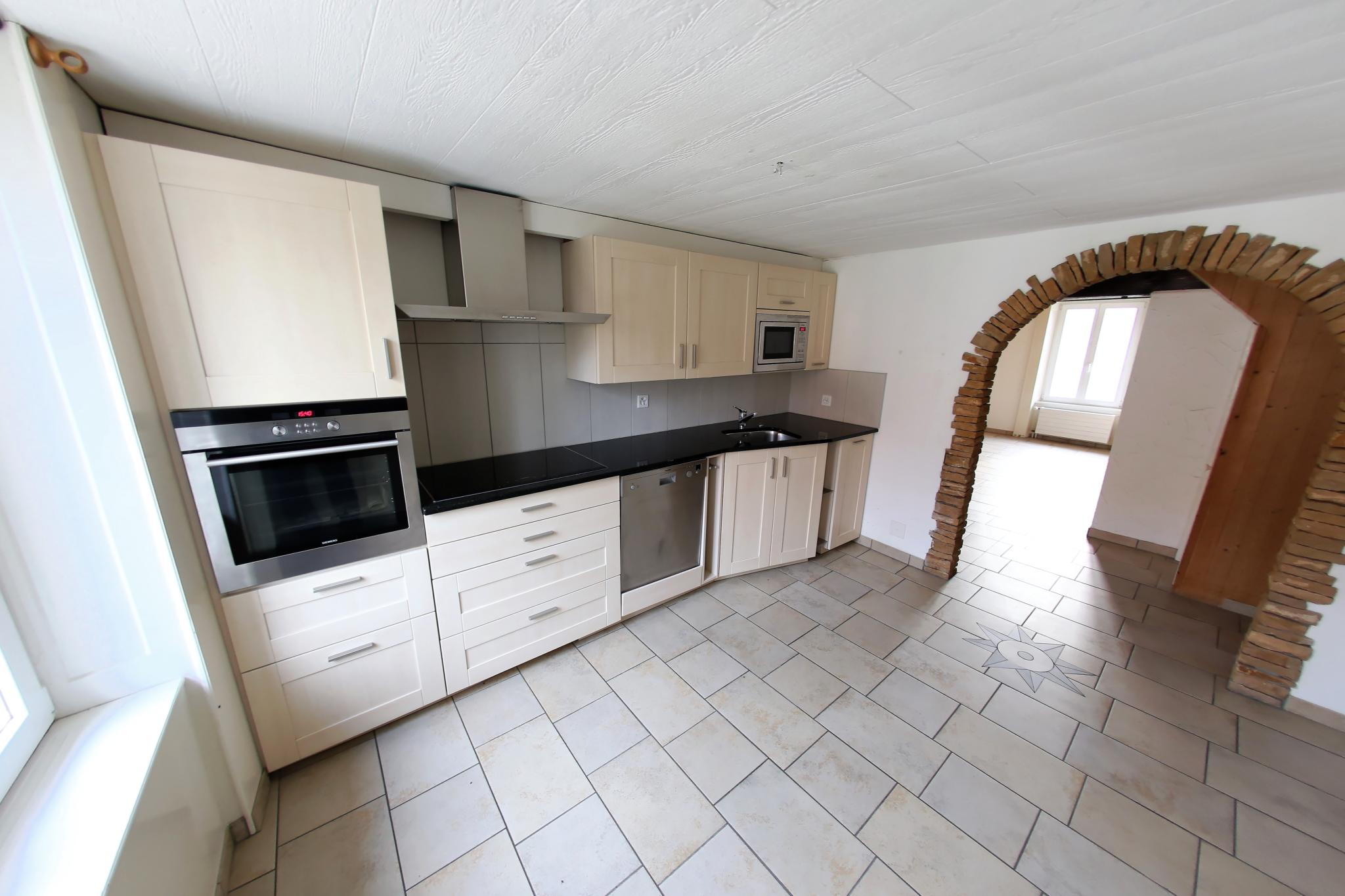 Location: appartement en duplex avec sauna