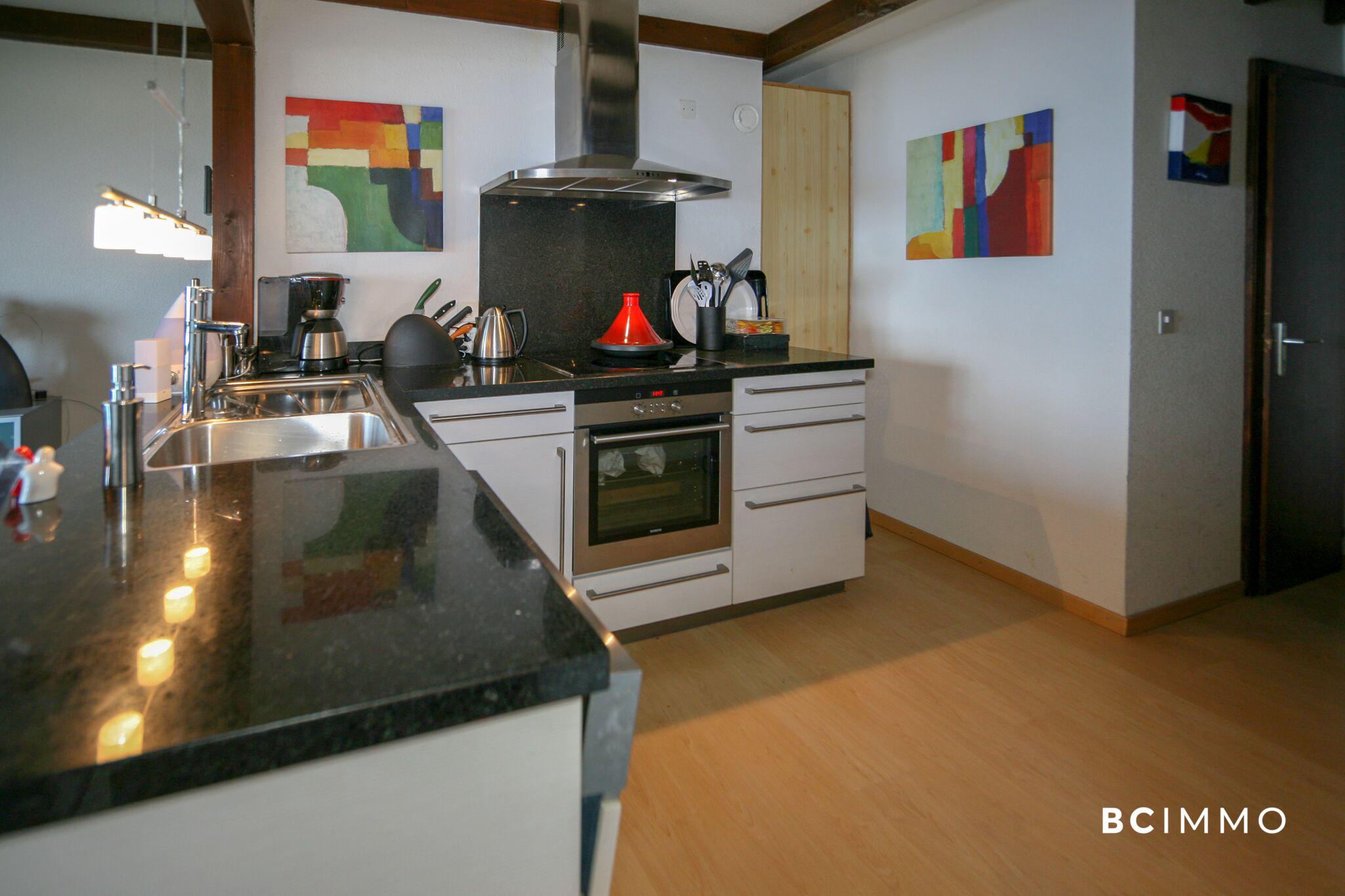 BC Immo - Superb apartment in Torgon - Portes du Soleil - 1899AC2