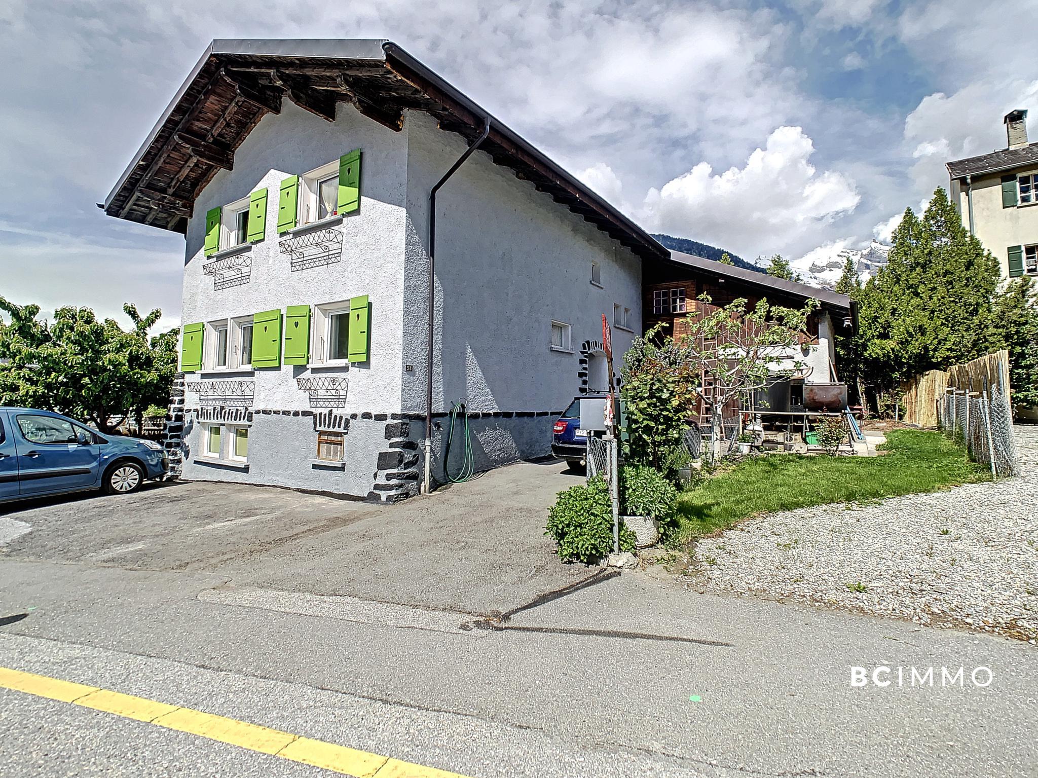 BC Immo - Opportunité unique à St-Pierre-de-Clages - DC1955SLC