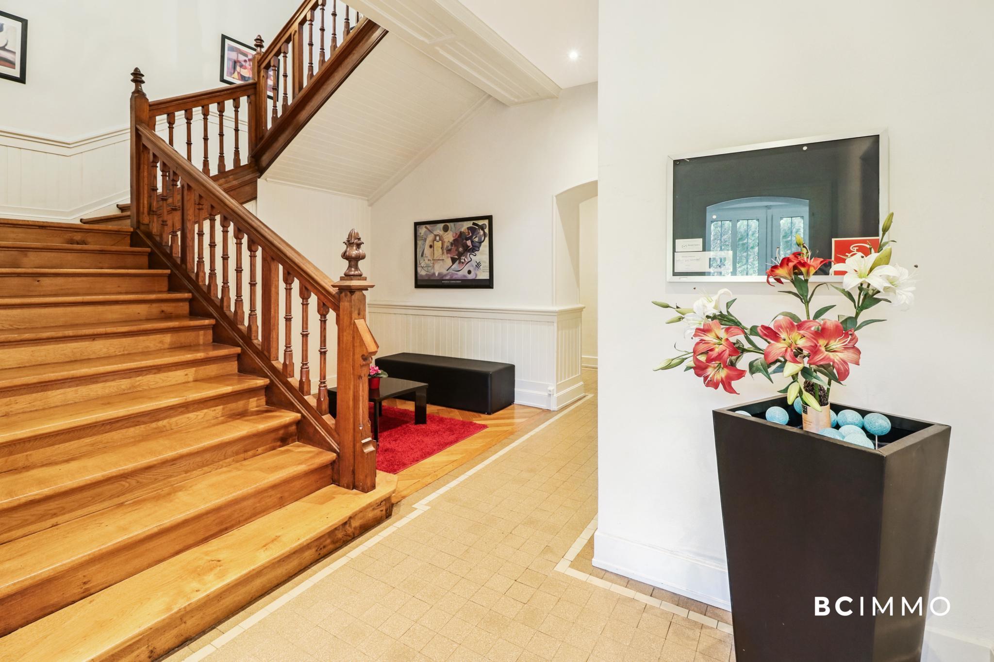 BC Immo - Pour investisseur : Magnifique appartement avenue des Mousquines - 1005HB02