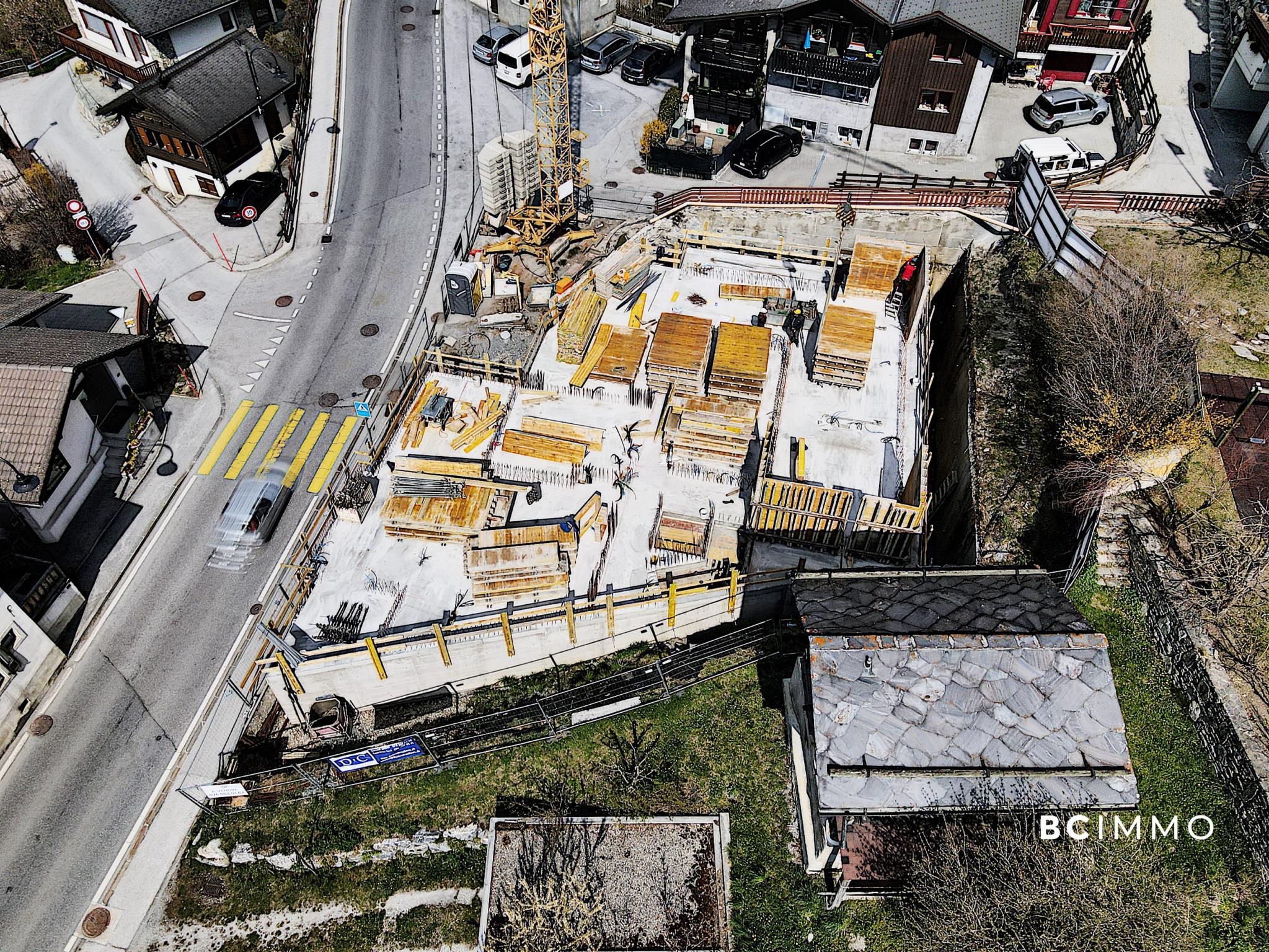 BC Immo - La Maison d'Adrien - Rez-de-chaussée 3.5 - DCA1ICO77