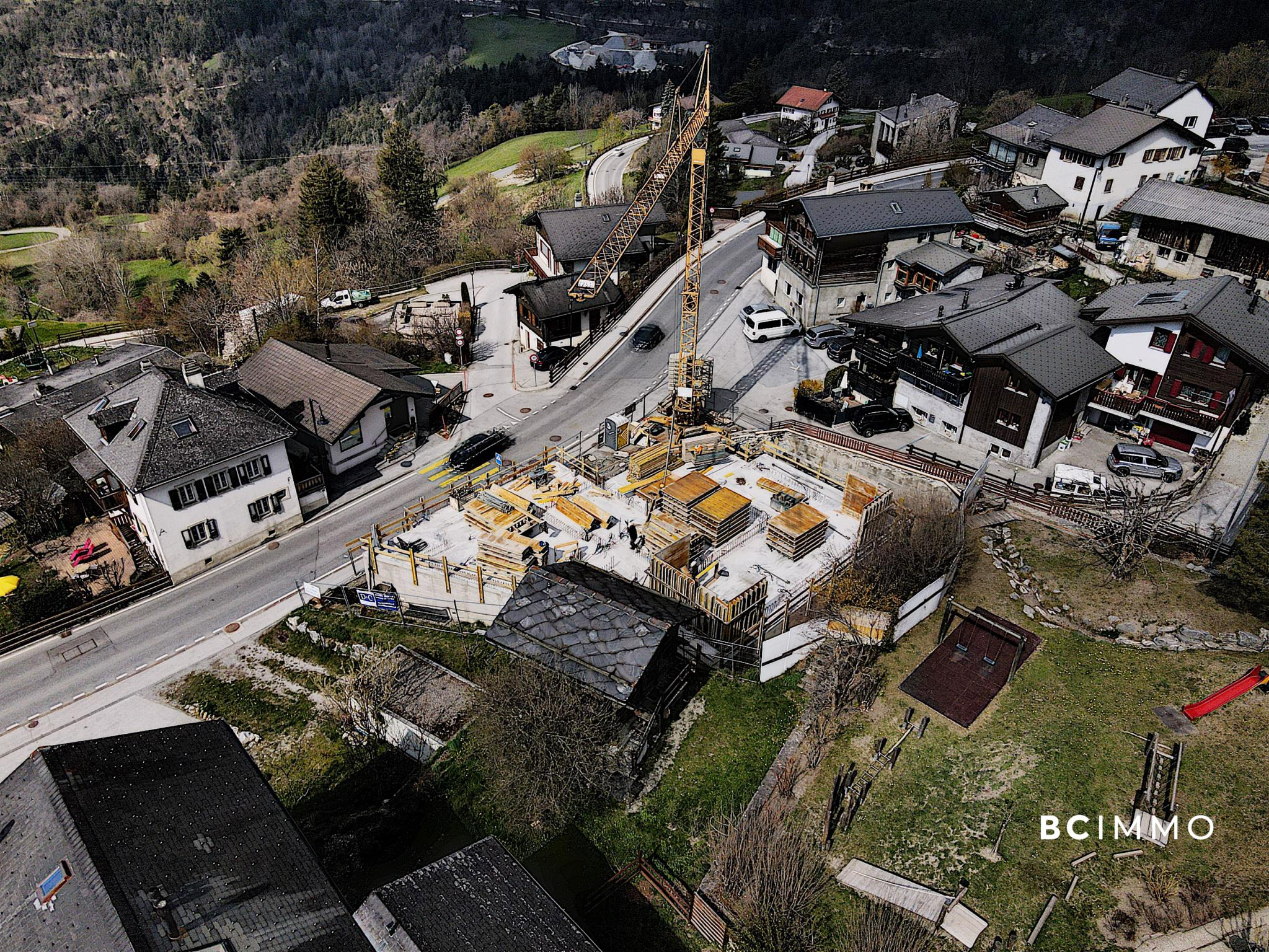 BC Immo - La Maison d'Adrien - Attique duplex 4.5 - DC6AICO77