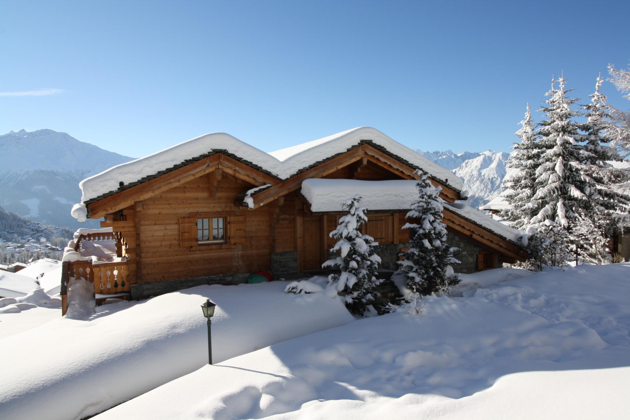 Verbier - Magnifique chalet 5 chambres & Panorama exceptionnel ! picture 1