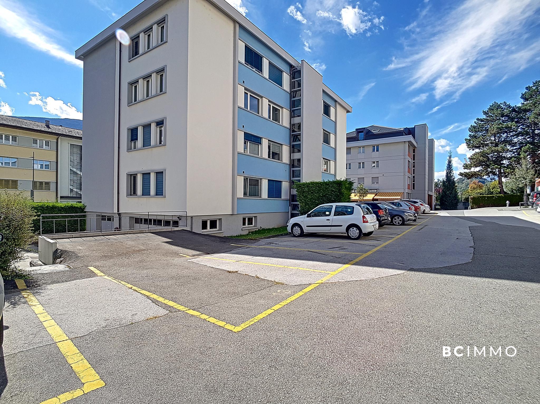 BC Immo - Charmant appartement de 3.5 pièces  - DCPCA50