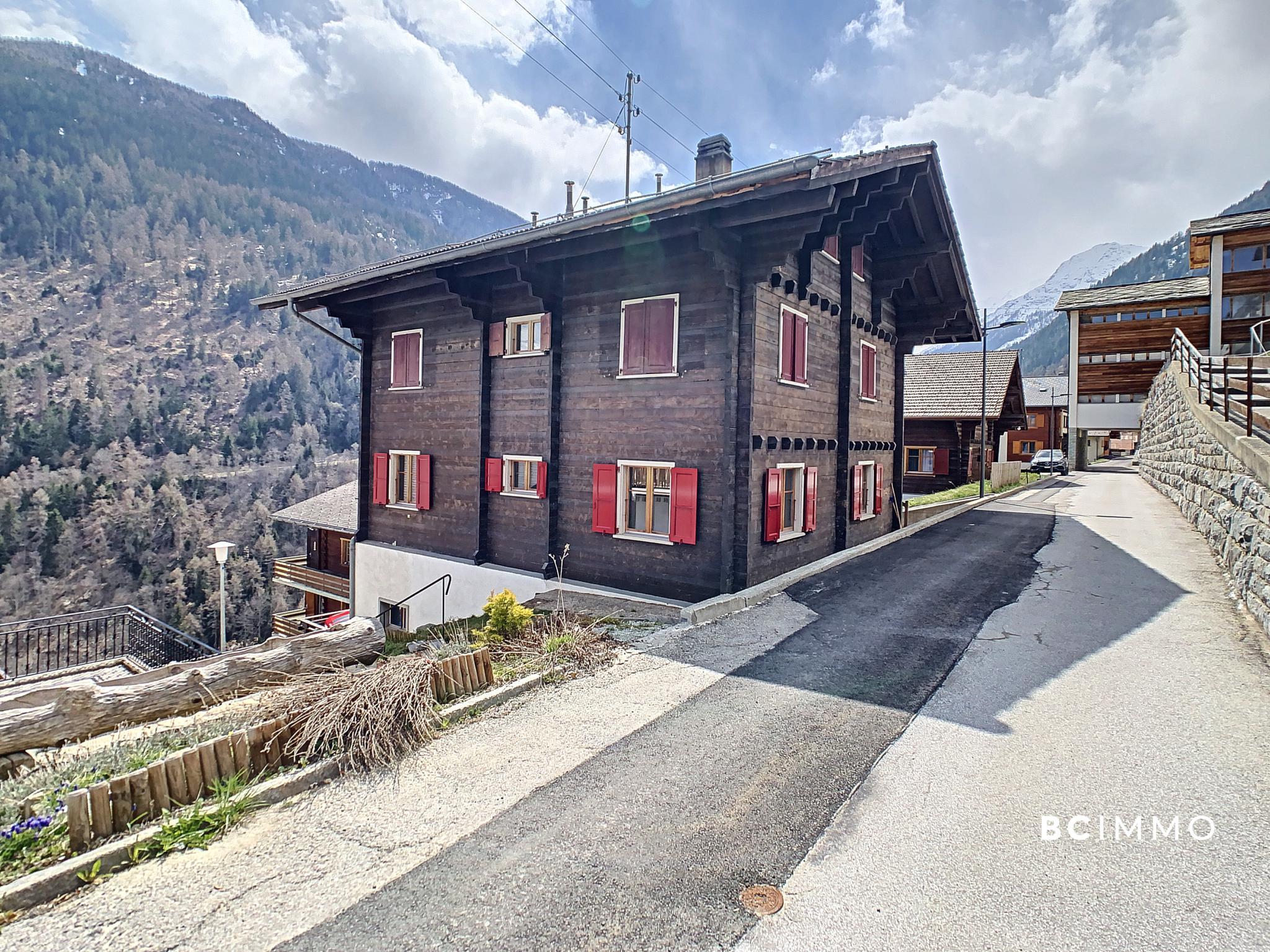 BC Immo - Bel appartement de 3.5 pièces à Mâche - DCAHER87