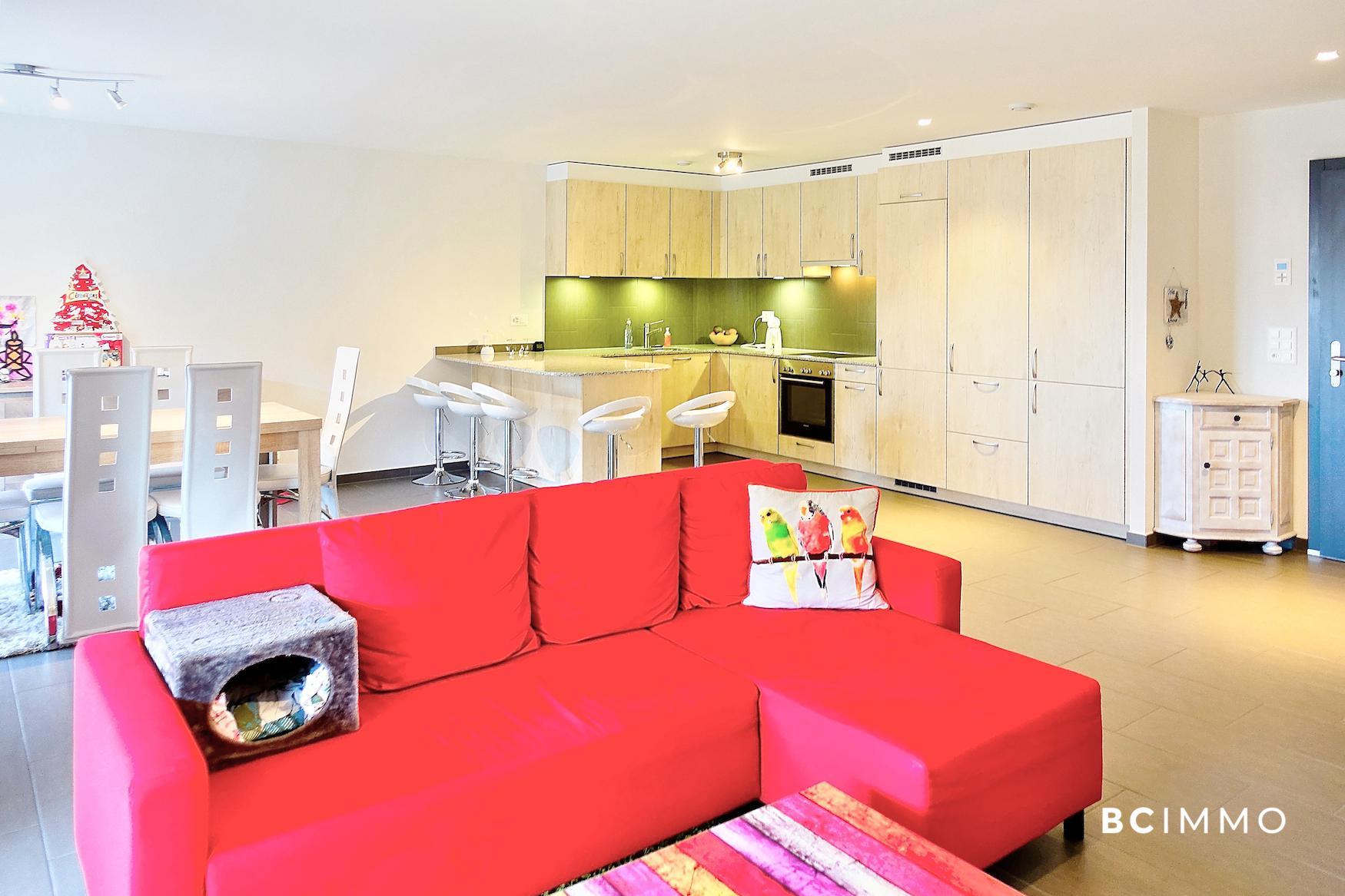BC Immo - Bel appartement récent à proximité d'Echallens  - 1041KG27
