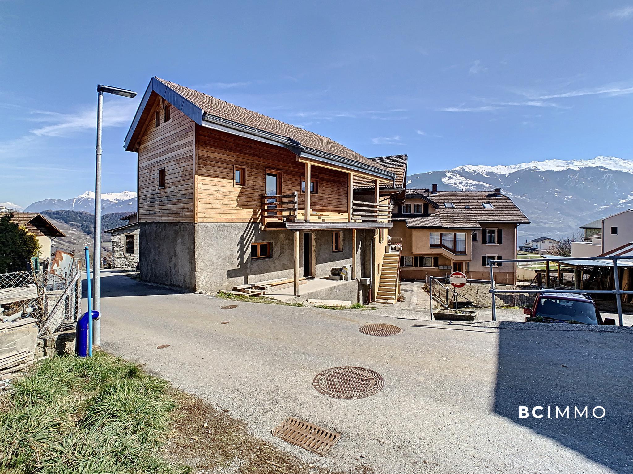 BC Immo - Votre projet d'habitation dans un cadre idyllique  - 1976DCM