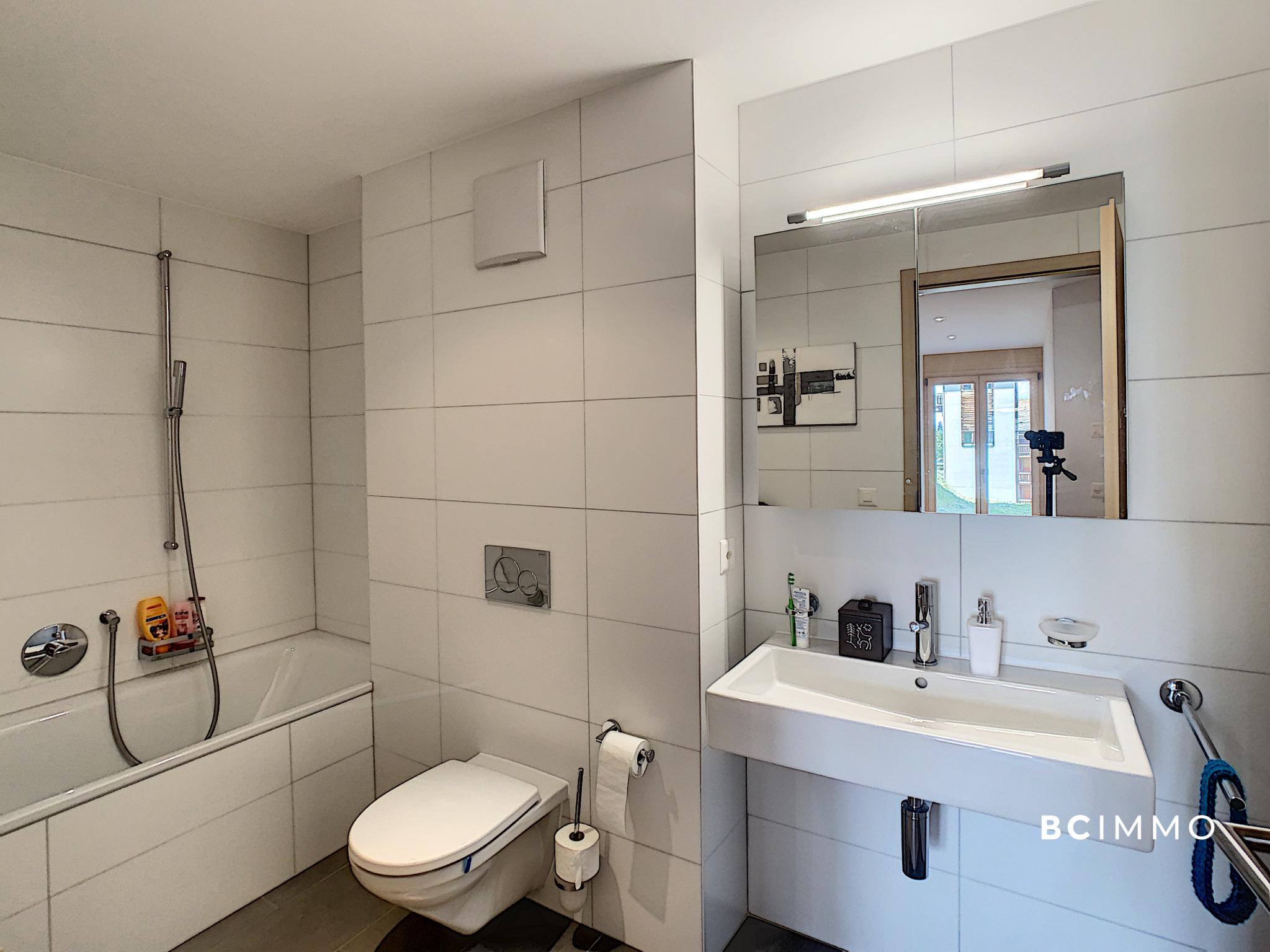 BC Immo - Appartement 3.5 pièces de standing au coeur de Veysonnaz - DC1AVEY93