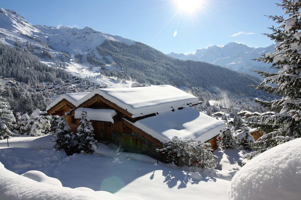 Verbier - Magnifique chalet 5 chambres & Panorama exceptionnel ! picture 0