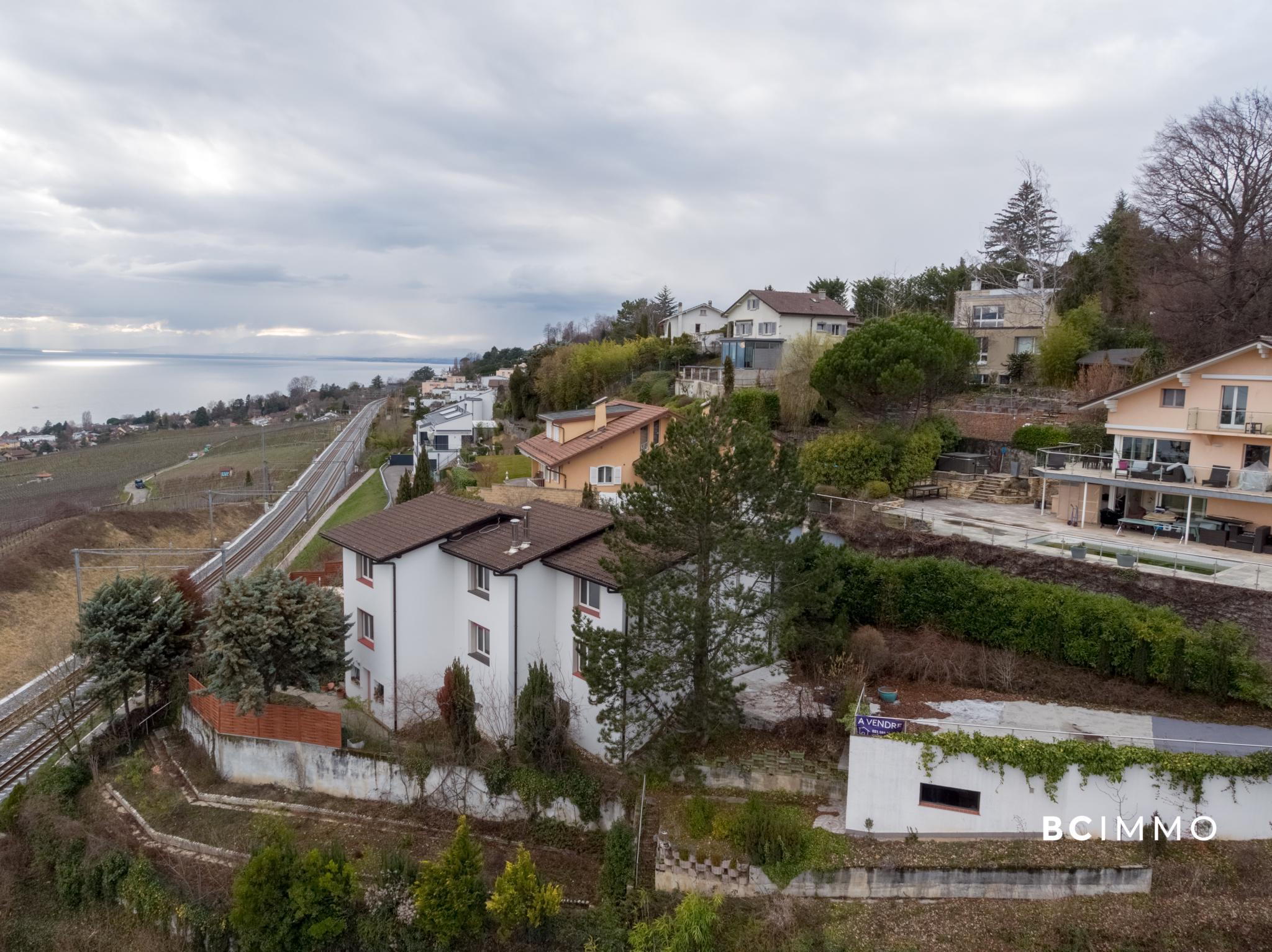 BC Immo - Grande villa avec une vue panoramique - 1093CJV2HB