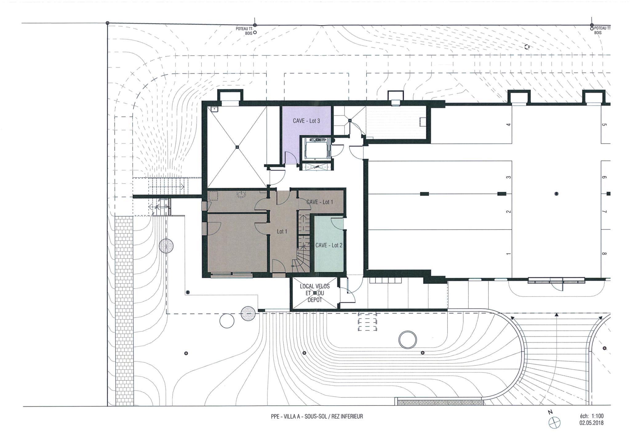 BC Immo - Magnifique appartement neuf avec jardin A1 - 1009A1VIDA