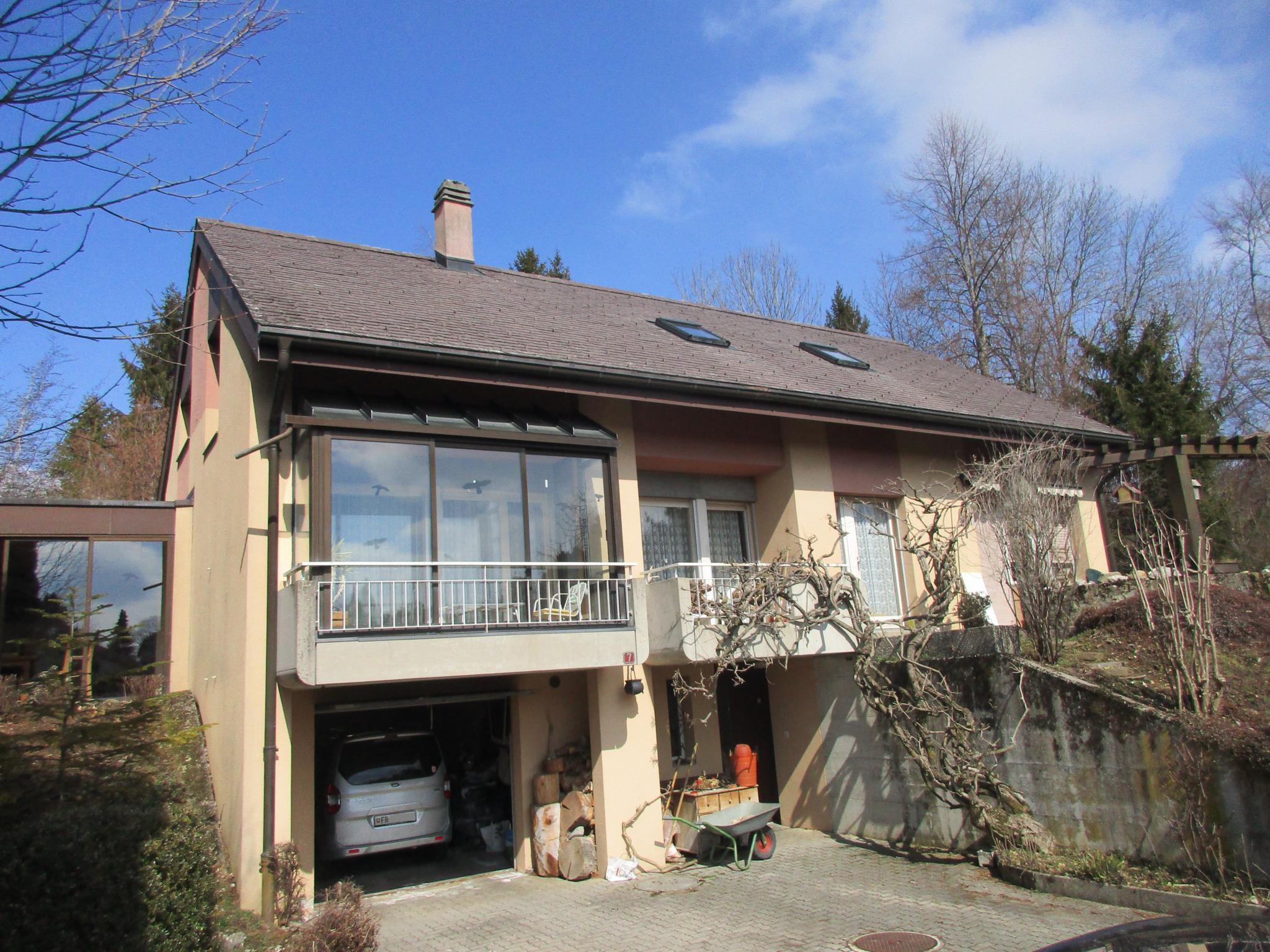 Villa de 7.5 pièces, parcelle de 2'000 m2 - BAISSE DE PRIX