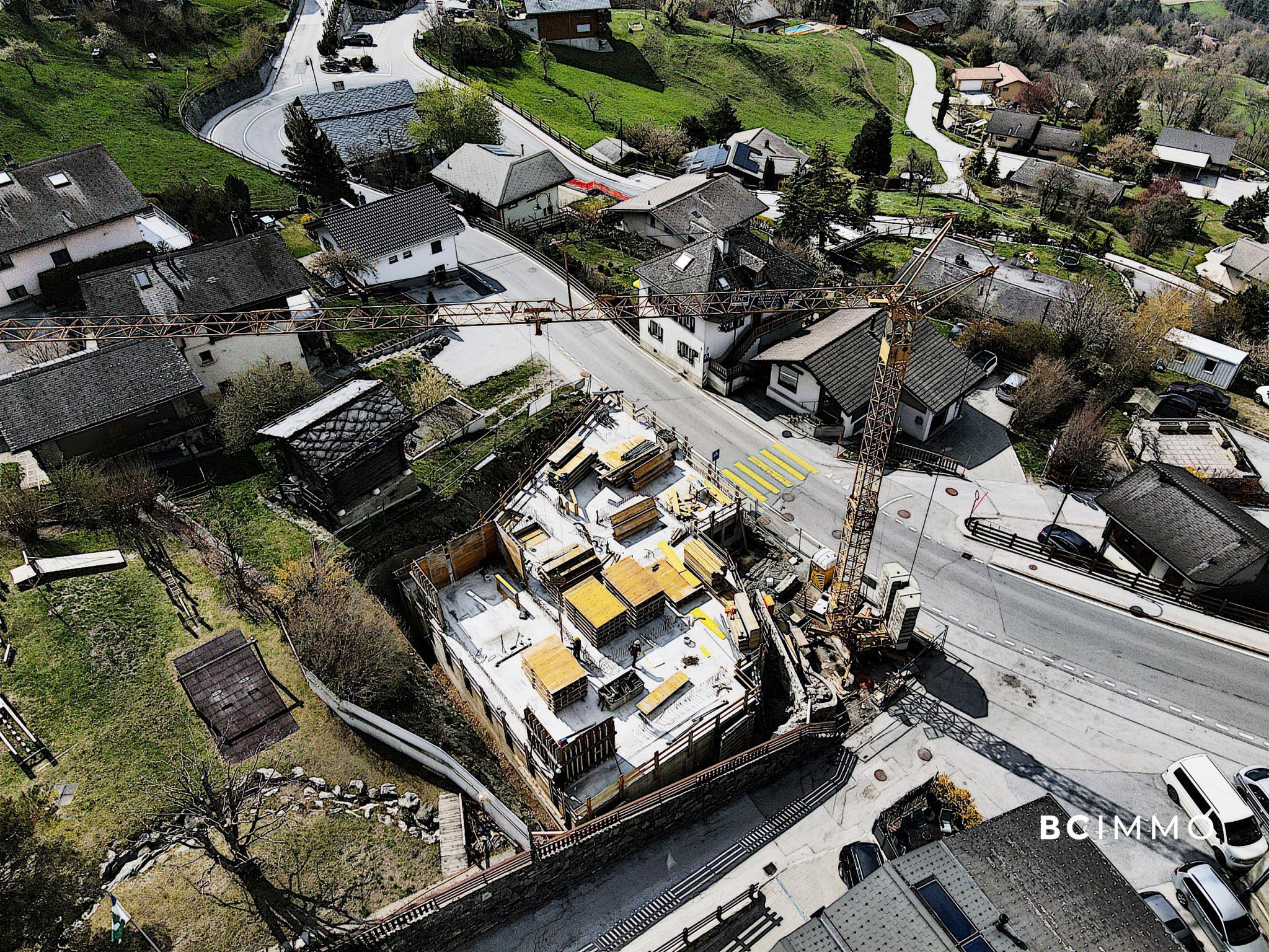 BC Immo - La Maison d'Adrien - 4.5 à l'étage - DC4AICO77