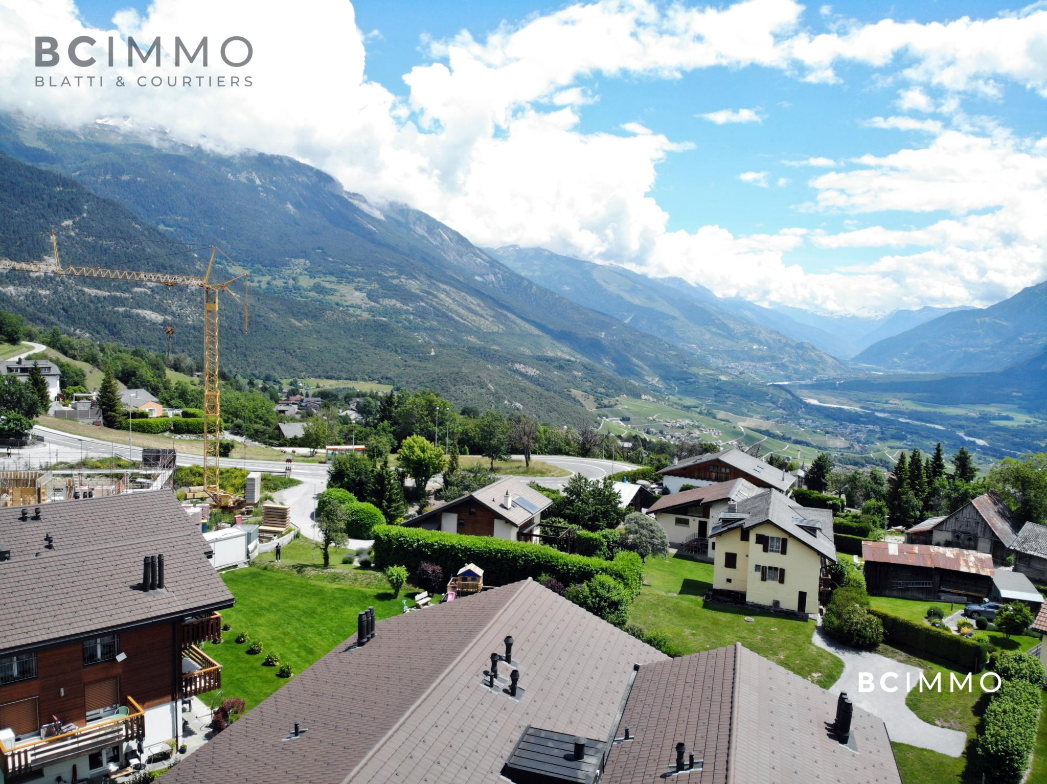 BC Immo - Vue exceptionnelle et beaux espaces de vie - Résidences Les Lacques  - 2A3974GS